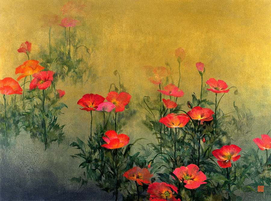 field_of_red_and_gold