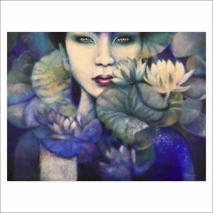 White Lotus by Deva Padma