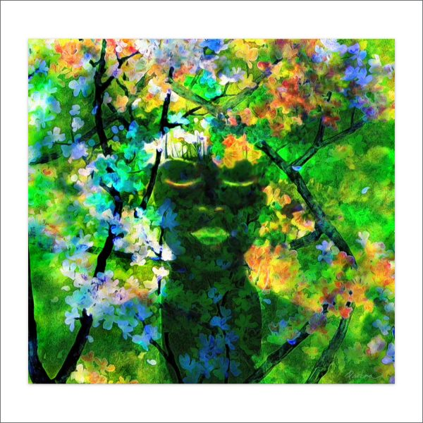 Green Goddess by Deva Padma