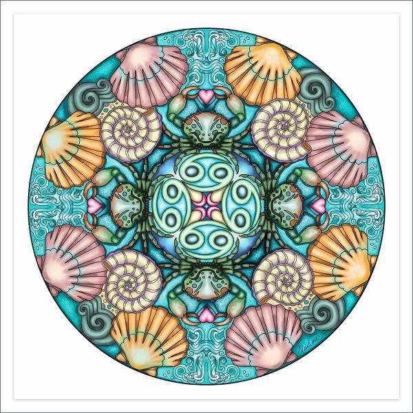 Astro Mandala Cancer
