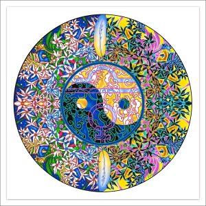 Astro Mandala Libra by Deva Padma